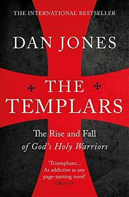 The Templars By Dan Jones. 9781781858929