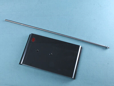Stainless Steel Titration stand 30*17cm Rod Length 60cm Laboratory Bracket