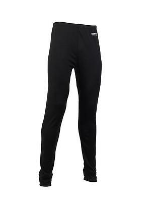 Snugpak 2nd Skinz Base Layer Coolmax Long Johns Black XL Brand New