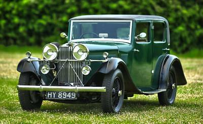 Talbot London AW 75 Short Chassis Saloon