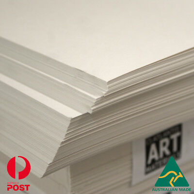 Cartridge Drawing Paper 200GSM 100 x Sheets Ream Acid Free HEAVY CARTRIDGE PAPER