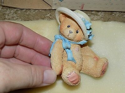 """1995-Cherished Teddies-Christy-""""Take Me To Your Heart""""-Enesco-#128023- NEW"""