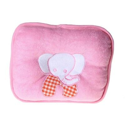 Cotton pillow cushion for Baby Chic Anti Flat Head elephant Q7T3