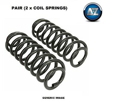 Rear Axle Suspension Coil Spring Fits BMW 316 320 325 318 323 328