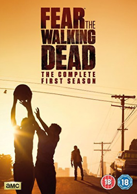 Fear The Walking Dead: The Complete First Season  DVD NEW