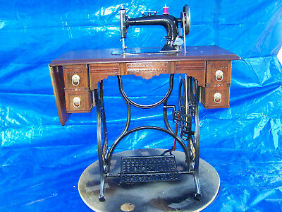 Sewing Machines Victorian Trade Cards Merchandise Memorabilia Amazing Arch Sewing Machine Co Philadelphia Pa