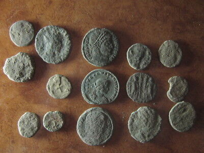 Ancient roman coins lot 2