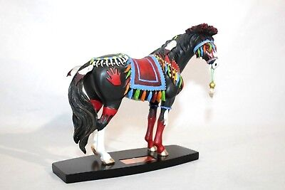 "Westland, Horse of a Different Color ""KEOKUK"" Figure Statue Exotic Collector"