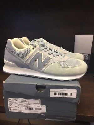 promo code ee423 d7797 NEW BALANCE MEN'S 574 Serpent Luxe Shoes Tan with Pink ...