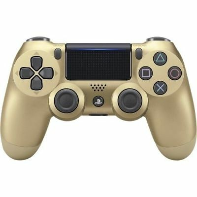 Sony 3001818 Dual Shock 4 Wireless Controller Gold