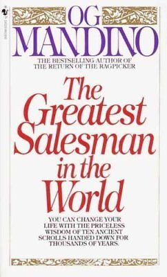 Greatest Salesman In The World by Og Mandino 9780553277579 (Paperback, 1983)