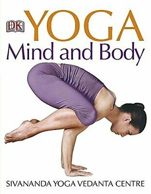 Yoga Mind and Body by Sivananda Yoga Vedanta Centre Paperback Book The Fast Free