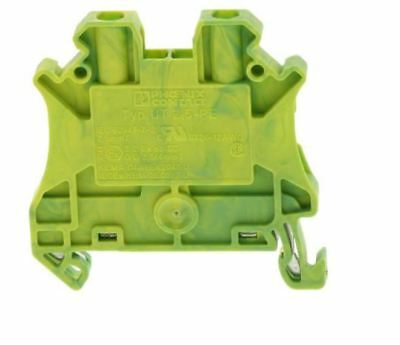 Phoenix Contact Earth Modular Terminal Block, UT Clipline, 0.14 - 4mm², PK:10