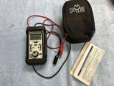 Piecal 334Plus 4-20mA Loop Calibrator w/ Additional Features