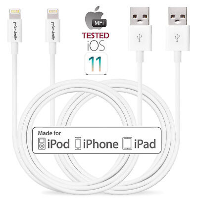 MFi Certified Lightning Sync Data Charger Cable For Apple iPhone/iPad/iPod