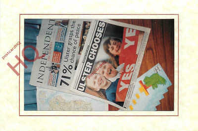 Picture Postcard, 'Yes' To The Good Friday Agreement [Ph Topics]