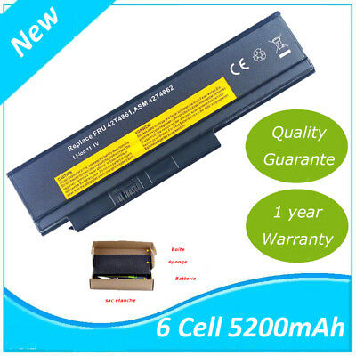 Batterie pour IBM LENOVO thinkpad x220 x220i x220s Battery - 10,8v 5200mah