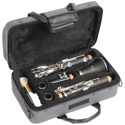 Odyssey OCL400 Premiere Bb Clarinet Outfit