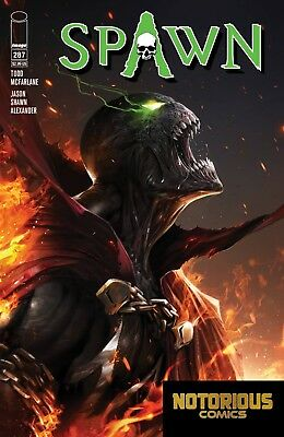 Spawn #287 Cover A Image Comics 1st Print 07/04