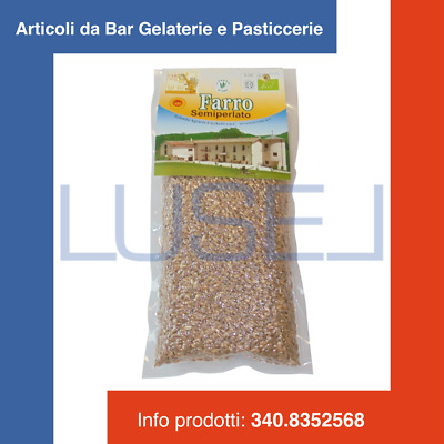 Kg 1 Pearl Emmer For Salads Gr 1000 Farro In Chicchi Semiperlato Dop Insalata