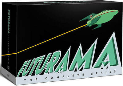 Futurama: The Complete Series New DVD! Ships Fast!