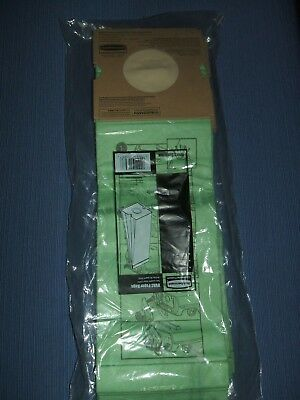 Rubbermaid Replacement Paper Bags For Dvac Vacuum Cleaner, Fg9Vdvpb10, 10 New