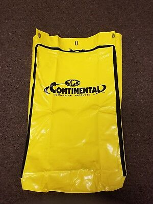 """RUBBERMAID COMMERCIAL PRODUCTS 1966719 Replacement Bag,Vinyl,30-1/2"""" Overall H"""