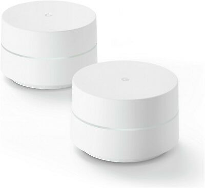 Google Wi-Fi Whole Home System - Dual Pack