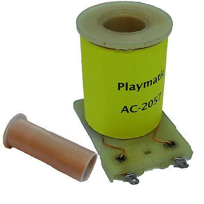 Ac-2057 Pop Bumper Coil For Playmatic With Sleeve Bobina