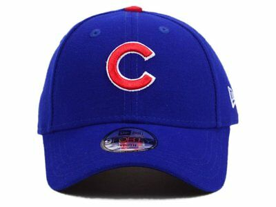 0a1e864d3a375 CHICAGO CUBS NEW Era MLB Youth 9FORTY Strapback Hat - Royal Blue ...