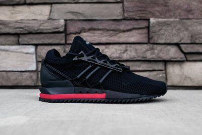 best sneakers d4b2e facc7 Adidas Y-3 Harigane Black White Chili Pepper AC7192