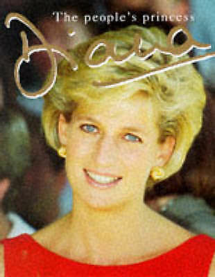 """""""AS NEW"""" Diana : """" A Tribute To The People's Princess """" :, Peter Donnelly, Book"""