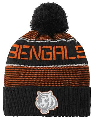 7bae22c7d ... toddler 47 bam bam knit set ceb15 63c09  promo code for cincinnati  bengals youth magna nfl reflective cuffed knit hat w pom 771cd b6099