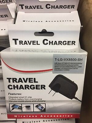 Lot of 26 LG Generic home Charger for Chocolate VX8500 VX8600 enV9900 CU720