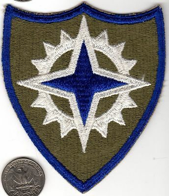 Original US ARMY WWII Korea War era 16th Corps Unit Patch