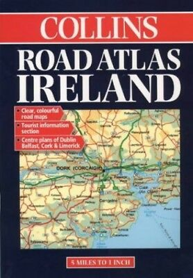 Collins Road Atlas Ireland by Not Known Paperback Book The Cheap Fast Free Post