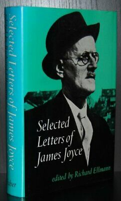 Selected Letters by Joyce, James Hardback Book The Cheap Fast Free Post