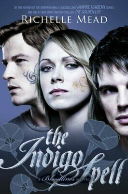 The Indigo Spell by Richelle Mead Book The Cheap Fast Free Post