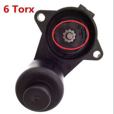 6-TORX 4F0998281 New Electronic Parking Break Motor Fit For Audi A6 S6  2005-08