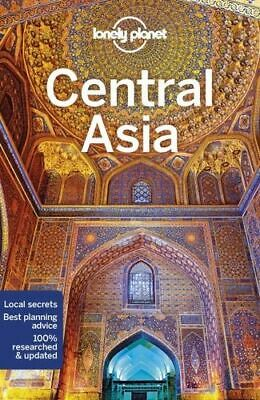 NEW Central Asia By Lonely Planet Travel Guide Paperback Free Shipping