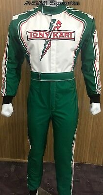Tony Kart 2016 Kart race suit CIK/FIA Level 2 AU Seller New