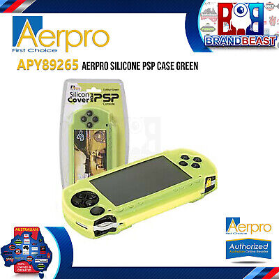 Aerpro Apy89265 Silicone Psp Case Green