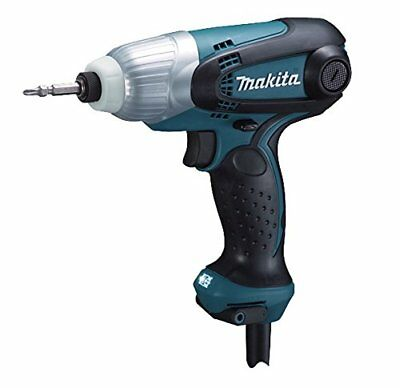 Makita TD0101F 240v 1/4in Hex T Type Impact Driver