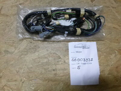 Pleasant Jeep Cherokee Xj 87 90 Wiring Harness Liftgate Kabel Kabelbaum Wiring Cloud Oideiuggs Outletorg
