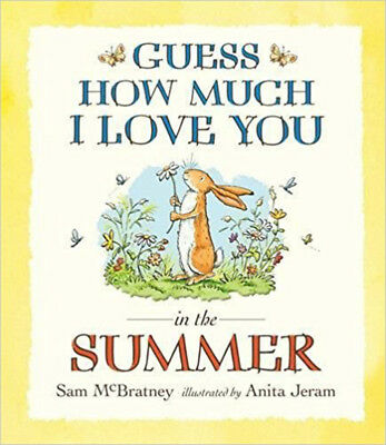 Guess How Much I Love You in the Summer, New, McBratney, Sam Book