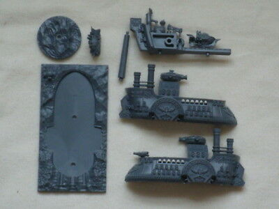 Grimnar's Revenge - Dreadfleet *Man O'War* Games Workshop