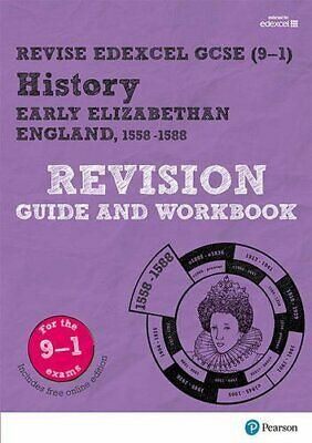 Revise Edexcel GCSE (9-1) History Early Elizabethan Englan... by Dowse, Mr Brian