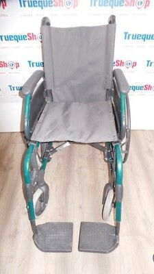 Silla de ruedas Sunrise Medical B105  43 Cm.