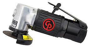 CHICAGO PNEUMATIC 7500D - Dual Function 2 in. Air Angle Grinder and Cut-Off Tool