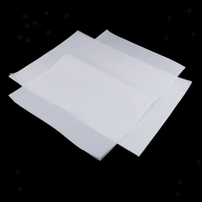 10pcs  Clear Translucent Tracing Papers for Art Drafts Cards Making A3